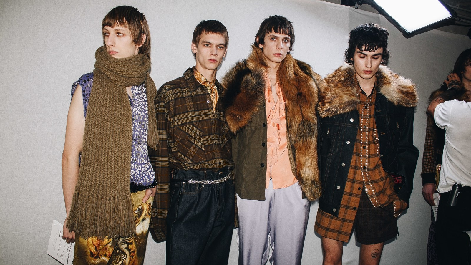 Dries Van Noten Wants You to Play With Your Clothes