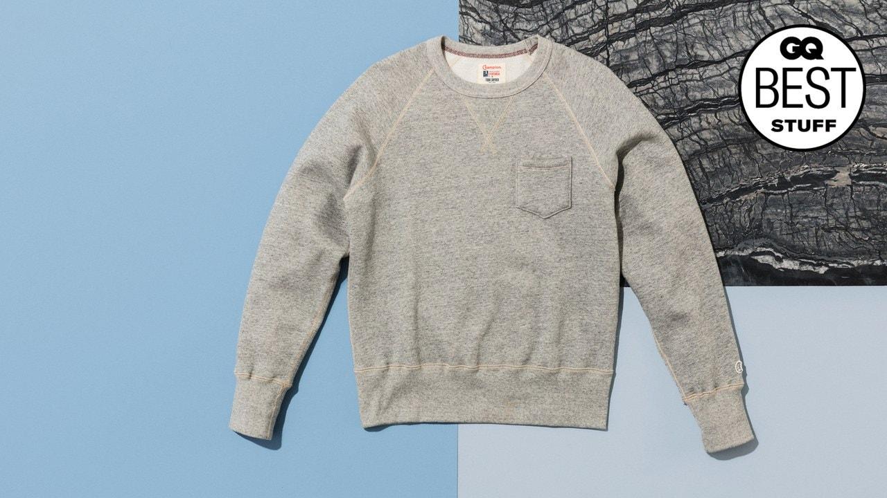 The Best Crewneck Sweatshirt for Men in 2020