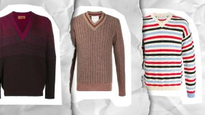 21 V-Neck Sweaters That Will Renew Your Faith in the V-Neck Sweater