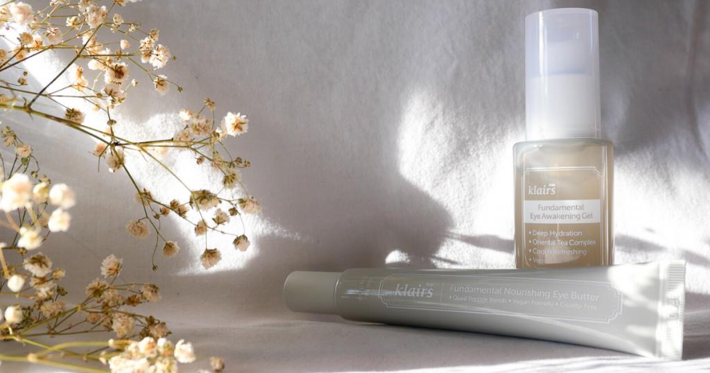 Dear, Klairs Fundamental Eye Awakening Gel and Nourishing Eye Butter Review – THE YESSTYLIST – Asian Fashion Blog