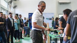Barack Obama Is Figuring This Whole Menswear Thing Out