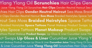 11 Health, Hair & Beauty Inspo from Pinterest 100 – THE YESSTYLIST - Asian Fashion Blog