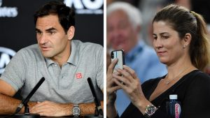 Roger and Mirka Federer Have His & Hers Rolex Watches