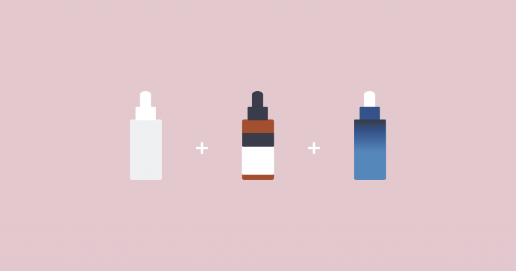 Chapter 38: How to Layer Different Serums – THE YESSTYLIST - Asian Fashion Blog