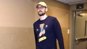 Kevin Love Loves Extremely Rare Skate Collabs
