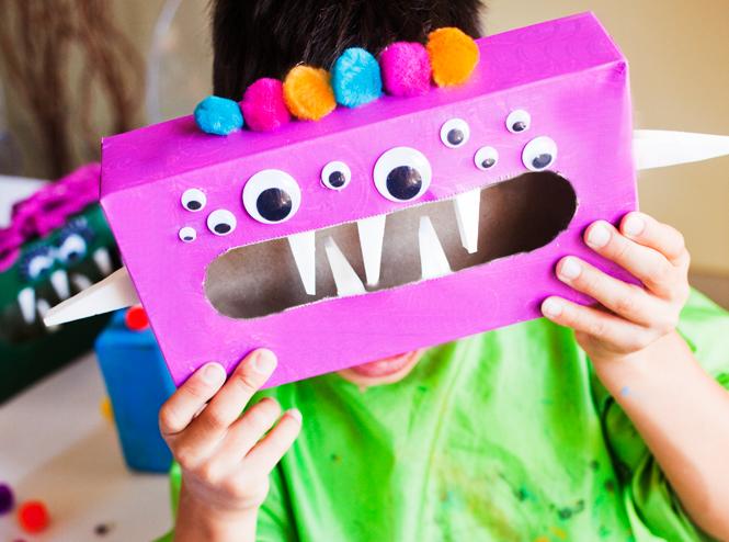 Calm Back-to-School Worries: DIY Worry Monsters