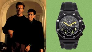 The Arnold Schwarzenegger Timepiece That Started a Watch-World Trend