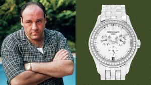 When Tony Soprano Gives You a Watch, This Is the Icon He Chooses