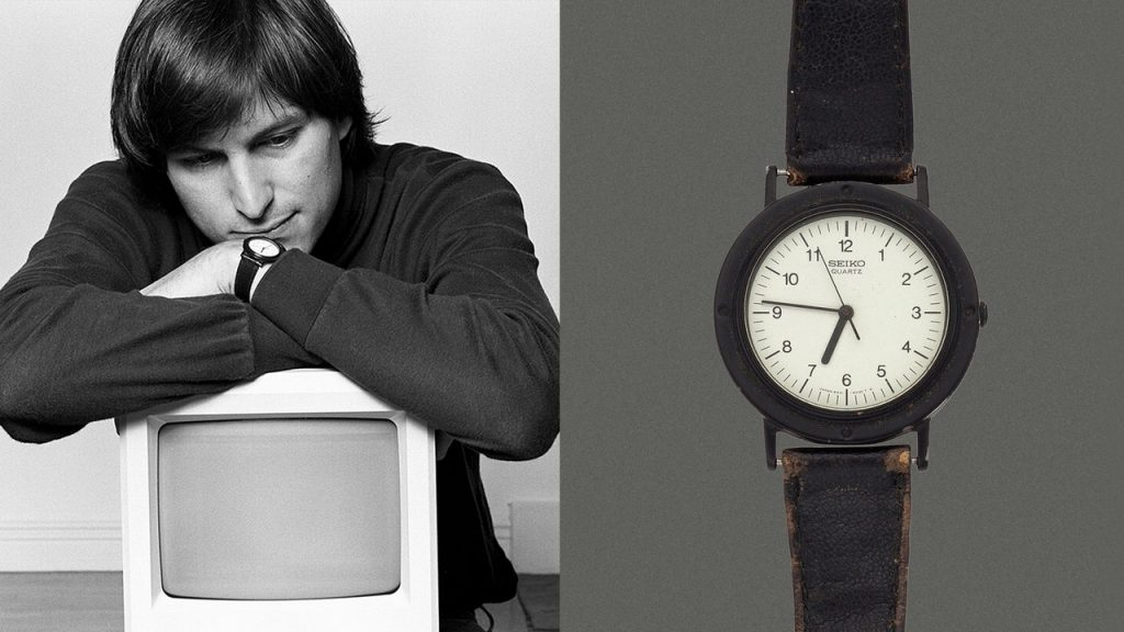 Steve Jobs Wore a Cheap Watch: These Are the Affordable Watches Celebrities Love