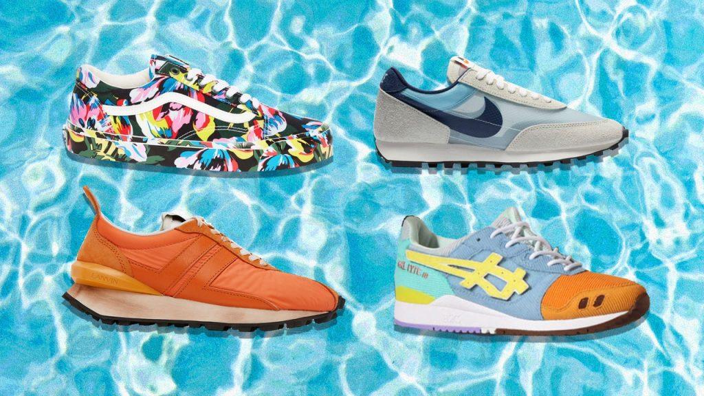 It's Officially Summer Sneaker Season