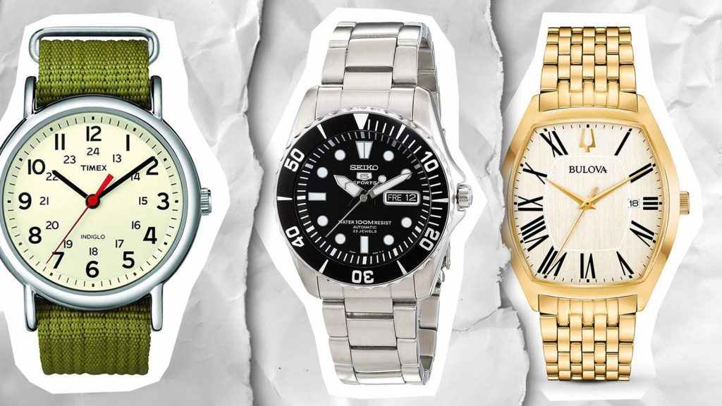 Amazon Watches for Men: 23 Stylish Watches to Buy Right Now