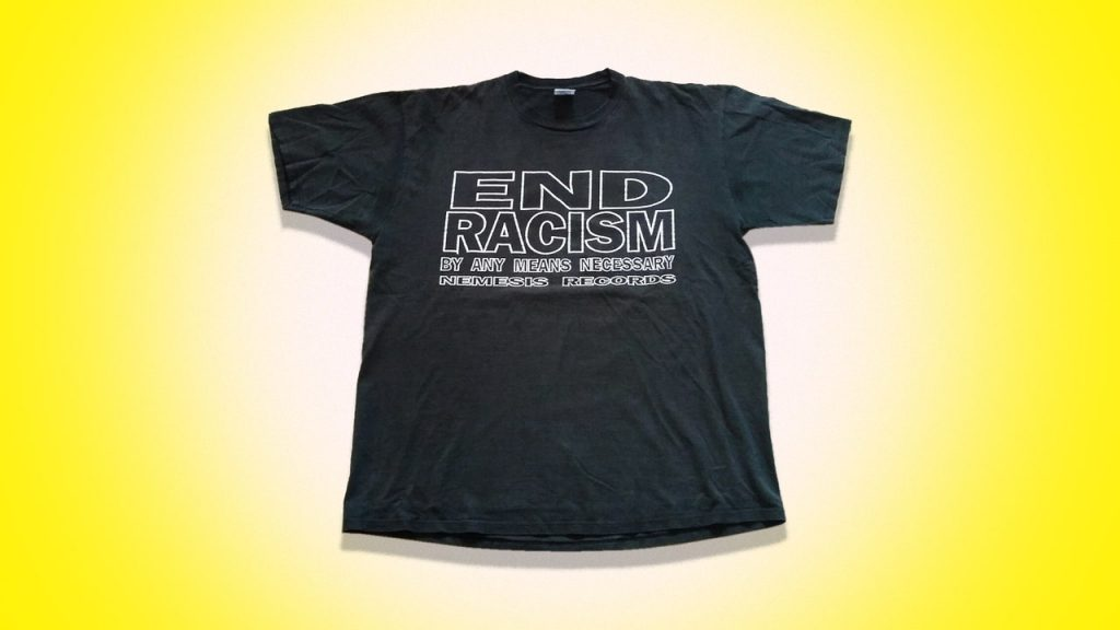 "How Rihanna's ""End Racism"" Tee Explains the Vintage Market"
