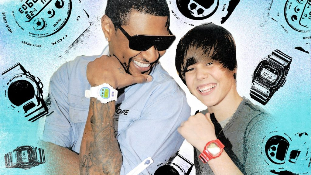 How the Beefy G-Shock Became a Celeb Favorite