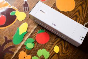 Why you NEED a laminator & an adorable Printable Thanksgiving Play Set!