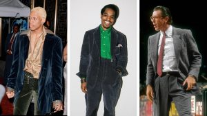 Dennis Rodman, Prince, and More Masters of the Freaky Suit