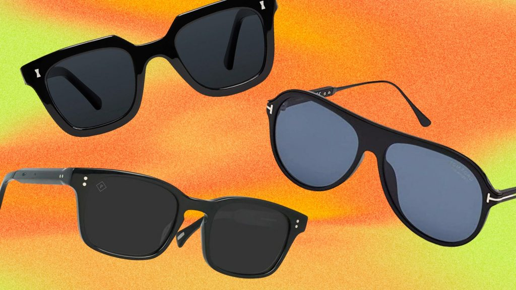 17 Badass Black Sunglasses You'll Own For the Rest of Time
