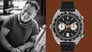 Bruce Springsteen's Watch Is Born to Run