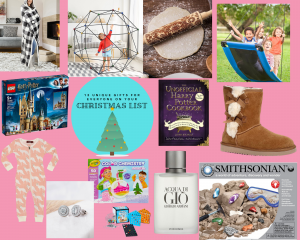 13 Unique Gift Ideas for Everyone on Your List