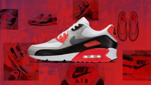 "The ""Infrared"" Air Max 90—or Is That Air Max 3?—Belongs in the Sneaker Hall of Fame"