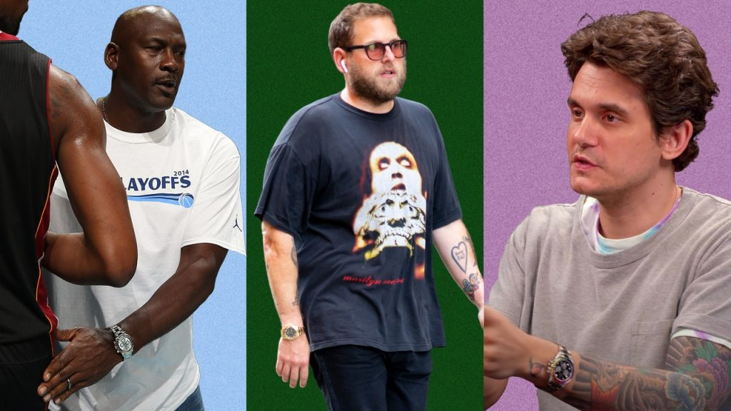 This Watch Is Beloved by John Mayer, Michael Jordan, Jonah Hill, and Jay-Z