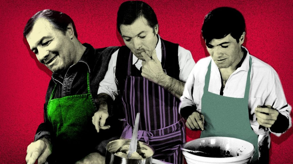This Winter, Dress Like Jacques Pépin
