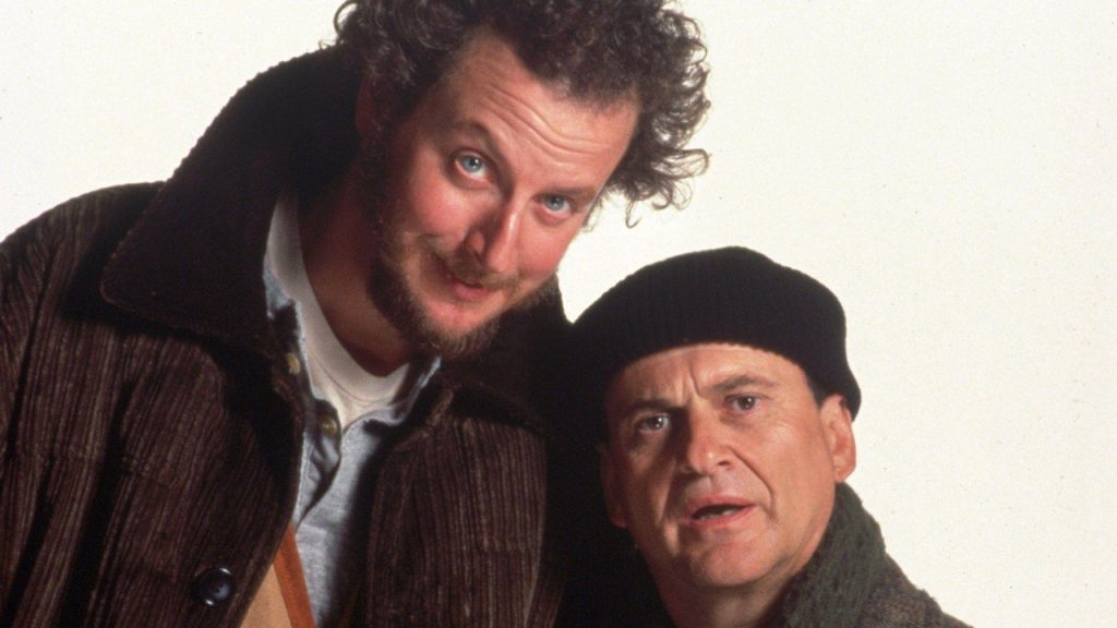 Home Alone: The Wet Bandits Are Style Icons