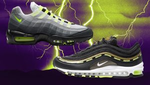 Happy Holidays: Two Beloved Nike Air Max Sneakers Are Back