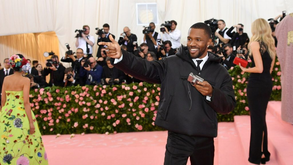 Does Frank Ocean Have a Prada Collab on the Way?