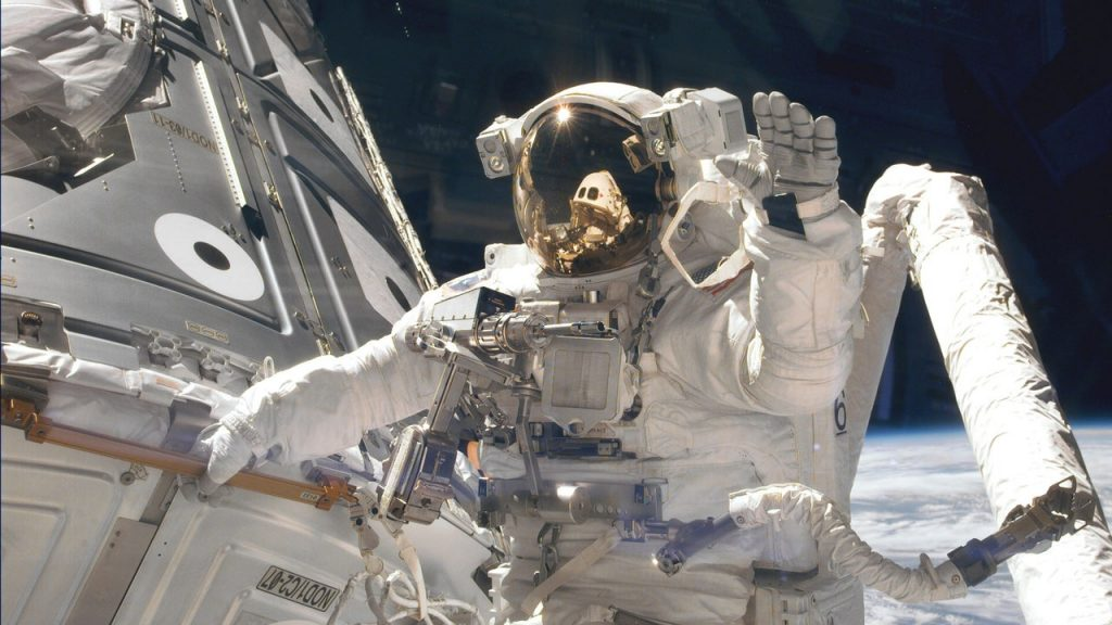 NASA Is Creating a Billion-Dollar Spacesuit