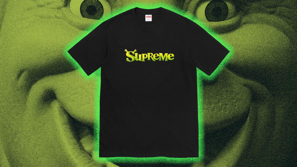 Supreme x Shrek? Supreme x Shrek!