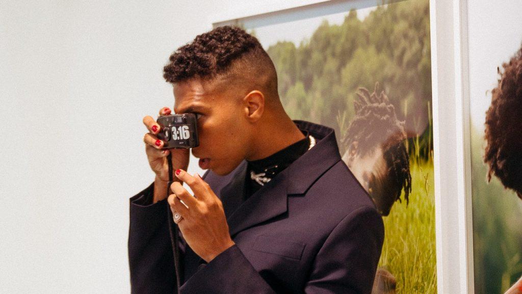 Inside Tyler Mitchell's Star-Studded, Star-Making Photo Show