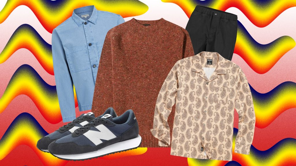 Sumptuous Sweatpants for Under $20, and 25 More Smackin' Menswear Deals to Shop This Weekend